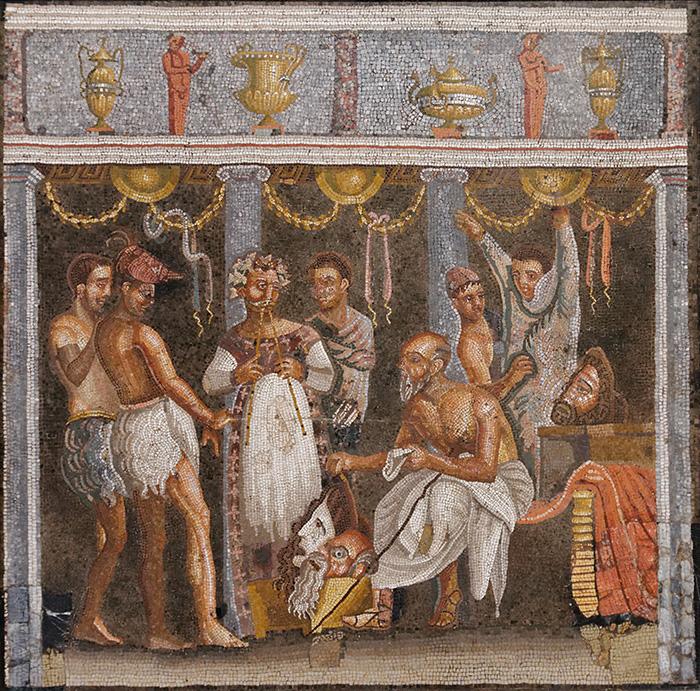 "A ""Poética"" de Aristóteles"